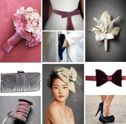 weddingstylist veloudo accessories Το πιο βαθύ βελούδινο φιλί