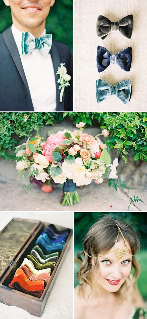 weddingstylist wedding velvet Το πιο βαθύ βελούδινο φιλί