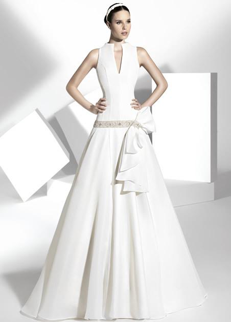 weddingstylist franc sarabia 2013 Μια νότα ισπανικής κομψότητας