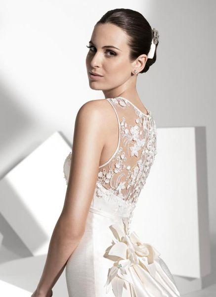 weddingstylist francsarabia nyfika2013 Μια νότα ισπανικής κομψότητας