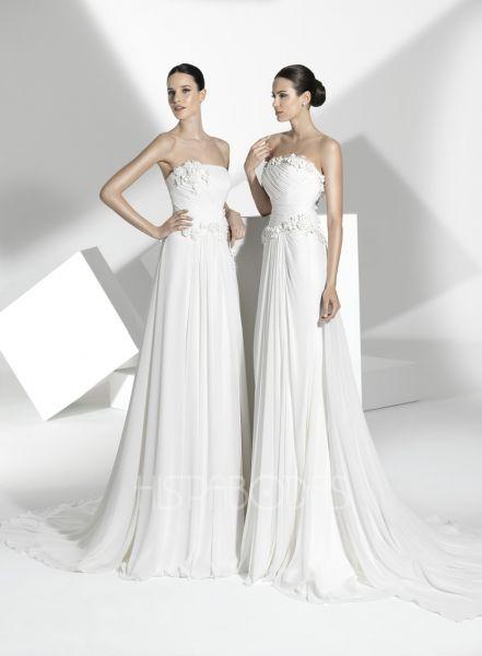 weddingstylist francsarabia weddingdresses Μια νότα ισπανικής κομψότητας