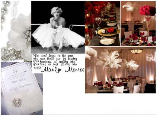 weddingstylist marylin monroe Κάντο όπως η Μέριλιν!