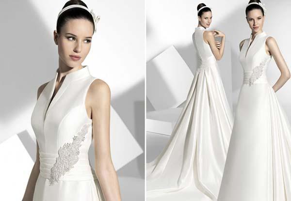 weddingstylist nyfika franc sarabia2013 Μια νότα ισπανικής κομψότητας