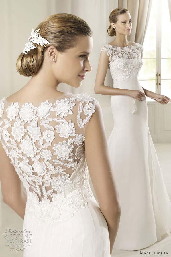 weddingstylist pronovias wedding dresses 2013 Νυφικά Pronovias 2013: Μια βουτιά στην κλασσική ομορφιά