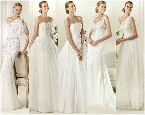 weddingstylist pronovias weddingdresses Νυφικά Pronovias 2013: Μια βουτιά στην κλασσική ομορφιά