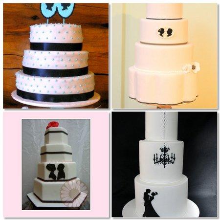 weddingstylist silouettes gamos Αυτός ο γάμος ταιριάζει με την...σιλουέτα σας!