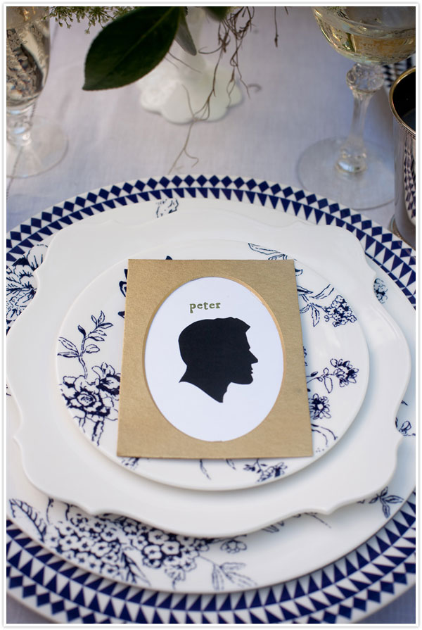 weddingstylist silouettes tables Αυτός ο γάμος ταιριάζει με την...σιλουέτα σας!