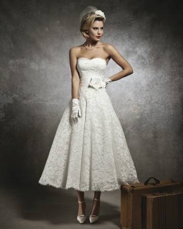 weddingstylist justinalexander 2013 collection Νυφικά με...«αέρα» vintage