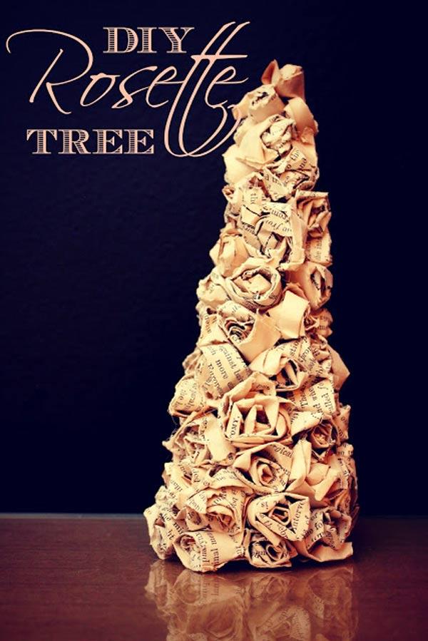 weddingstylist tree Αξιολάτρευτο Χριστουγιεννιάτικο Δέντρο D.I.Y.
