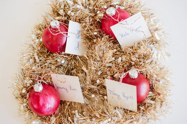 weddyingstylist paintedornaments cards Ένας γάμος...στολίδι!