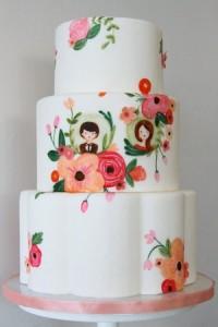 weddingstylist cakes wedding 2013 200x300 weddingstylist cakes wedding 2013