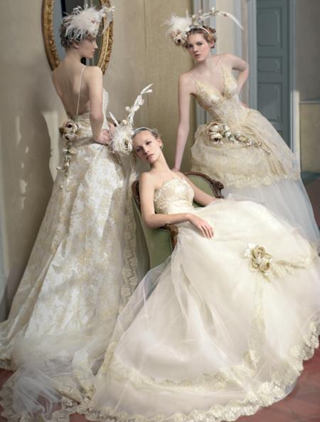 weddingstylist ethereal wedding gowns  Παραμυθένιος αιθέριος γάμος